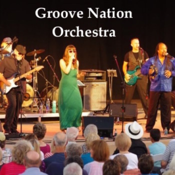 Group logo of Groove Nation Orchestra