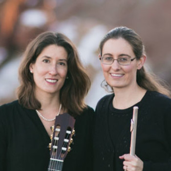 Group logo of Colorado Lark Flute & Guitar Duo
