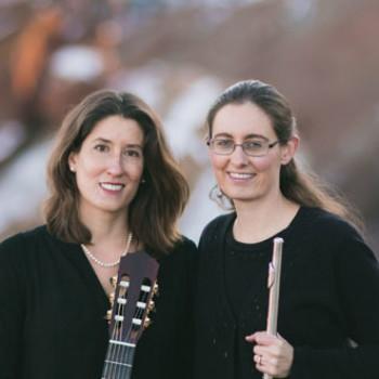 Group logo of Colorado Lark Flute & Guitar Duo